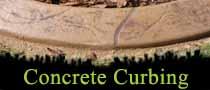 Concrete Curbing Service